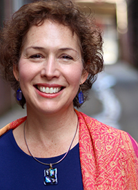 Misty Anderson - Lindsay Young Professor English and Adjunct Professor of Theatre and Religious Studies. Also, Faculty Senate President starting July 2018.