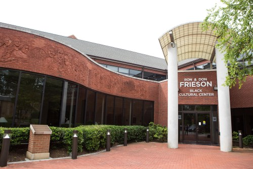 Frieson Black Cultural Center Building