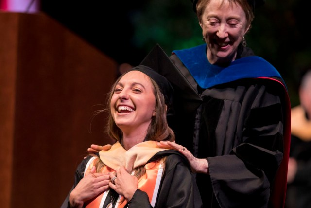 College of Social Work Commencement