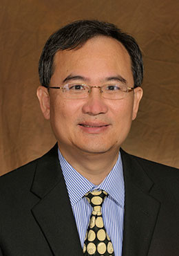 Portrait of Joshua Fu