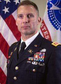 Lieutenant Colonel Justin Howe