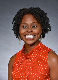 Social Work professor Carmen Reese Foster