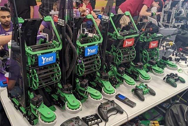 YNOT-Machines