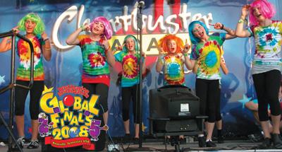 Destination ImagiNation 2008 Global Finals