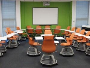 HSS classroom