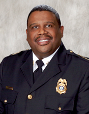 UT Police Chief August Washington