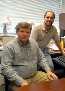Robert Trigiano and Mark Windham