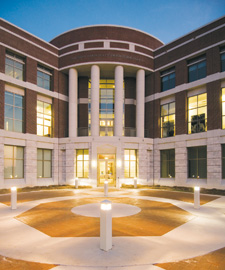 Baker Center Exterior