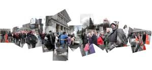 Baldwin Lee Ground Zero collage