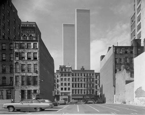 New York Before 9/11 (photo courtesy of Baldwin Lee)