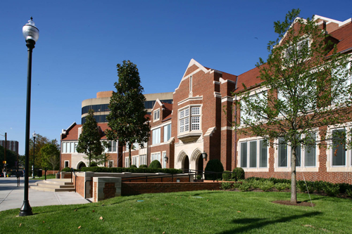 The James A. Haslam II Business Building
