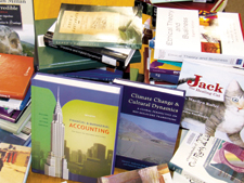 Books authored by UT Knoxville faculty