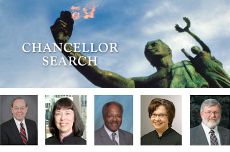 Chancellor Search Finalists