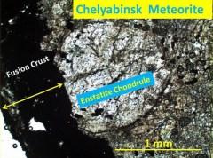 Chelyabinsk Superbolide Meteorite
