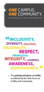 Principles of Civility and Community