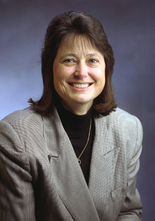 UT Knoxville Vice Chancellor for Finance and Administration Denise Barlow