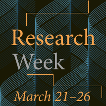 Research Week March 21-26