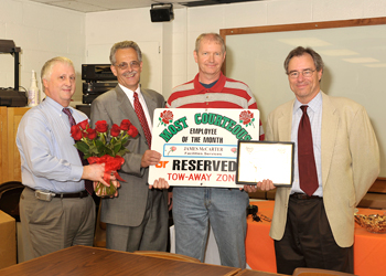 Jim McCarter Send Roses ceremony group shot