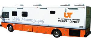 UT Medical Center Mobile Mammography Unit