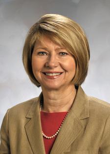 Interim Provost Susan Martin