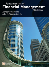 """Fundamentals of Financial Management,"" co-authored by John M. Wachowicz"