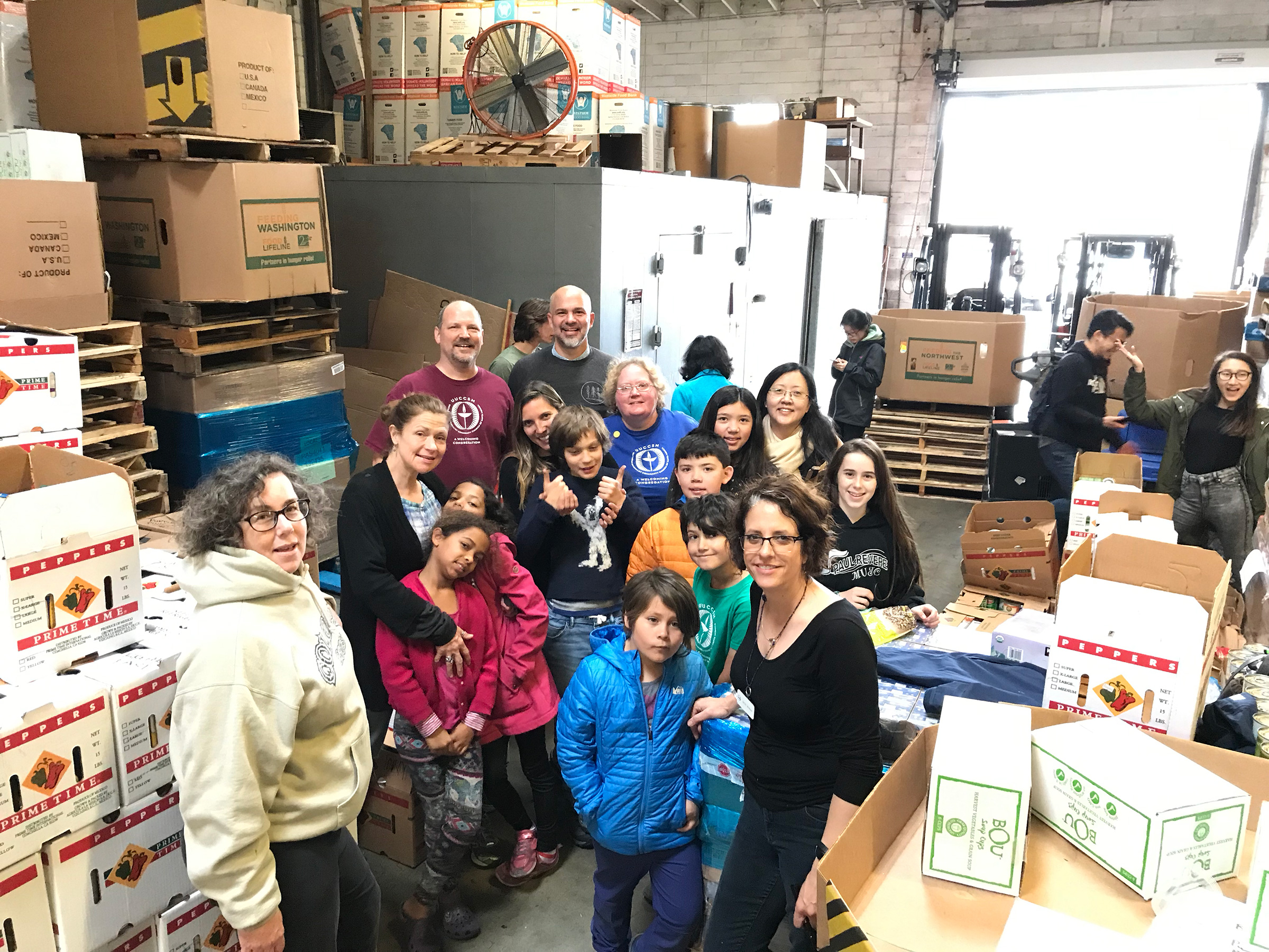 Westside Food Bank 4