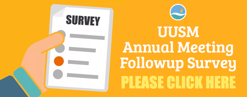 Annual Meeting Followup survey