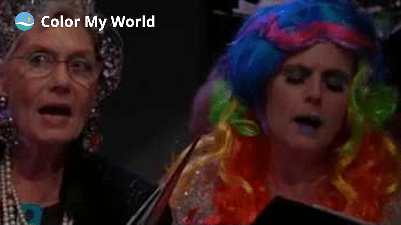 Divas & Drag Queens: Color My World