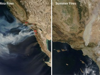 Fire season all year in SoCal