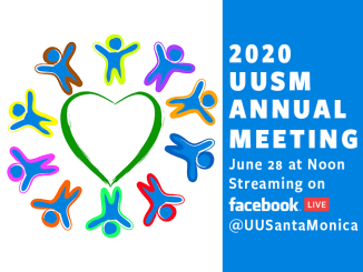 2020 UUSM Annual Meeting