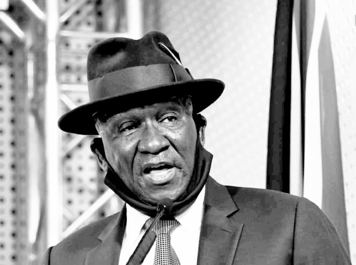 Cele addresses men about GBV after husband is arrested for allegedly axing his family to death