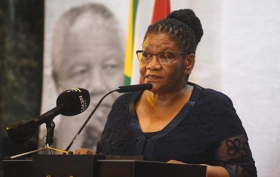 Speaker of Parliament Thandi Modise pleads not guilty