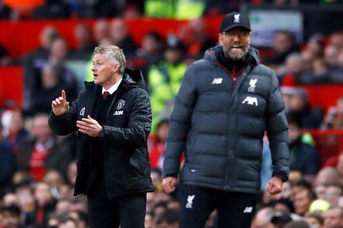 Liverpool vs Man Utd: Title race adds to blood-red rivalry