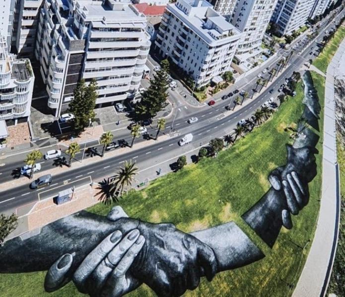 Mother City chosen to participate in global artwork initiative