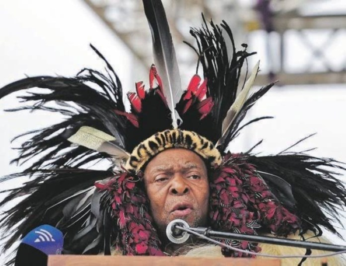 King Goodwill Zwelithini KaBhekuzulu dies