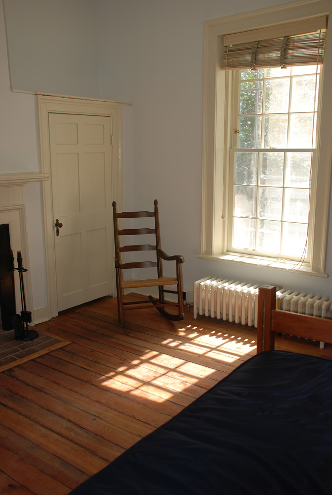 West Range Room 53 Makes a Comeback as a Student Residence  UVA Today