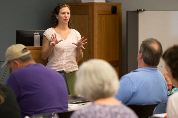 U.va. Jmu Professors Receive Grant Earth Science