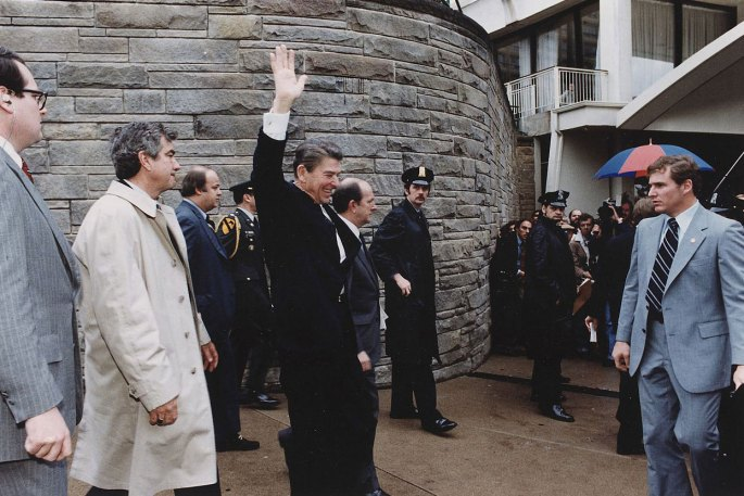 The First Year Project: Looking Back at the Attempted Reagan Assassination  | UVA Today