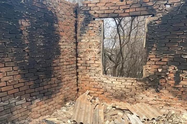 В Марксовском районе сгорел 57-летний мужчина - происшествия в марксе