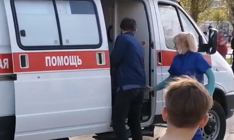 дтп в марксе - авария на проспекте ленина - город маркс