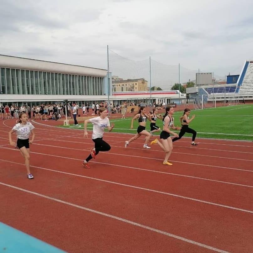 первенство саратовской области по легкой атлетике