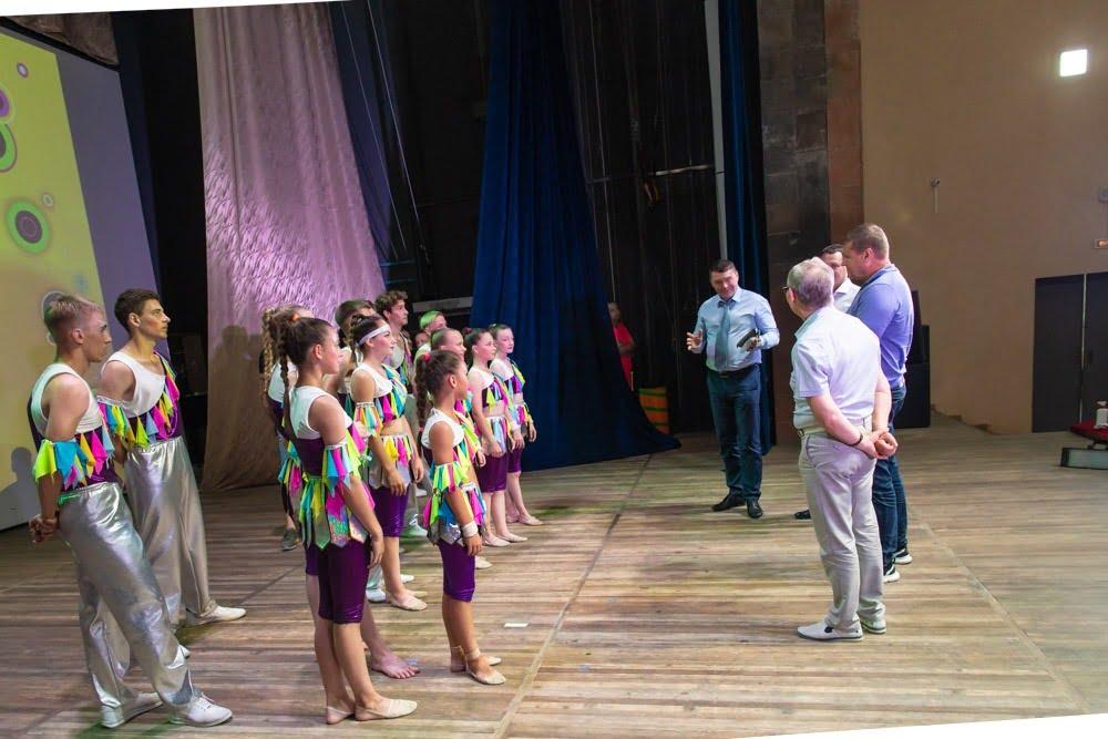 Здание Марксовского цирка «Арт-Алле» предложено передать на баланс Росгосцирка