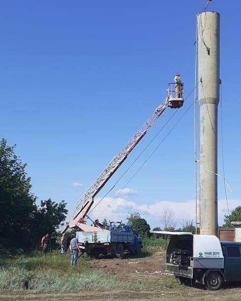 в баскатовке появится новая водонапорная башня - новости марксовский район