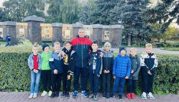Марксовские футболисты заняли призовое место на соревнованиях в Тольятти