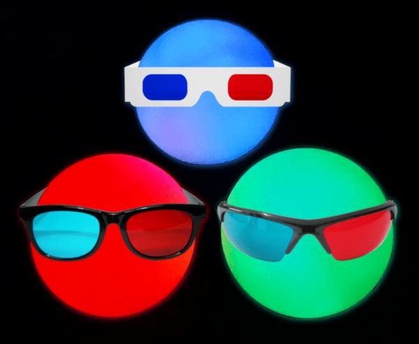 Festive 3D Baubles
