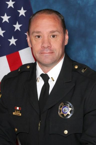 Lieutenant Jared Redfearn