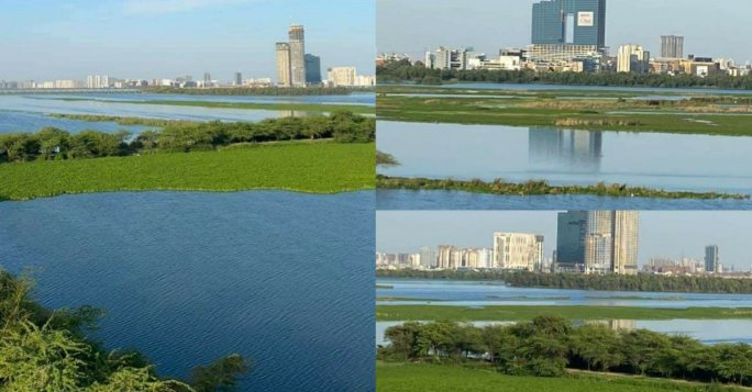 Yamuna water Pollution