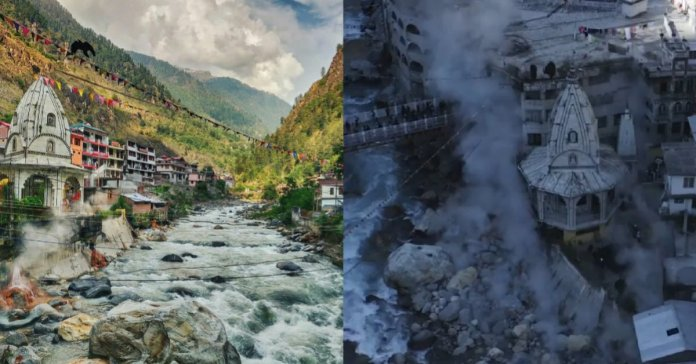 Manikaran Himachal Pradesh Story of Shiva temple Brhama Ganga and Parvati Ganga
