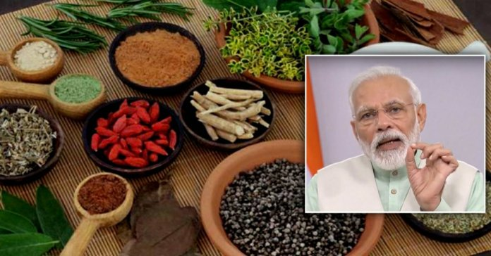 PM Modi says follow ayush ministry guideline to boost immunity