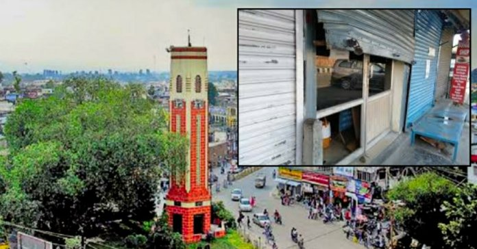 Theft In Dehradun Laptop, Mobile Store Amid Lockdown